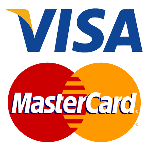 Image result for visa mastercard logo
